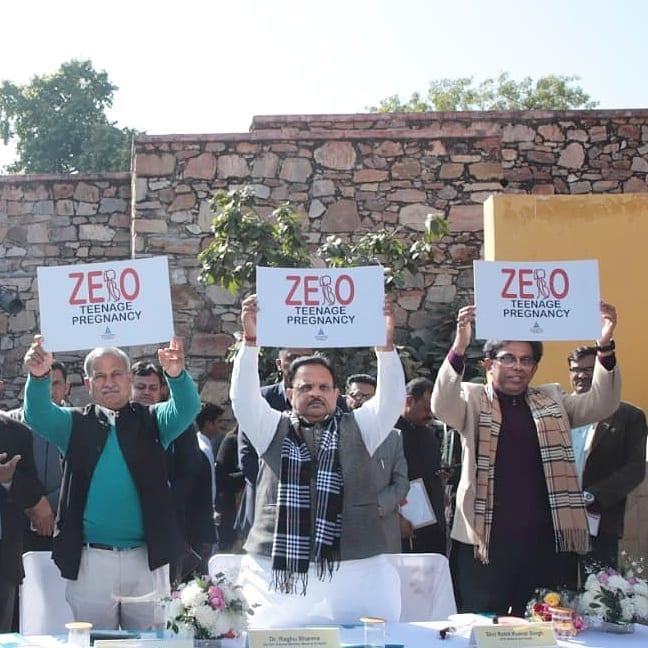 Rajasthan ZTP Campaign